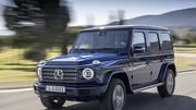 Essai Mercedes Classe G 2018 : La théorie de l'évolution