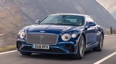 Bentley Continental GT 2018 : Métamorphose