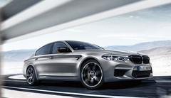 BMW M5 Compétition : elle grimpe à 625 ch