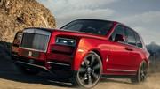 Rolls-Royce Cullinan : le premier SUV Rolls-Royce se dévoile en détails
