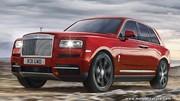 Rolls-Royce Cullinan : V12 et non pas électrique