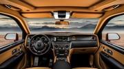 Cullinan : le premier SUV Rolls-Royce enfin dévoilé