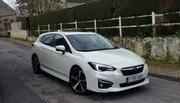 Essai Subaru Impreza : L'âge de raison
