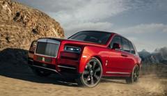 Rolls Royce Cullinan : infos et photos de la Rolls des SUV