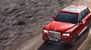 Rolls-Royce Cullinan : SUV 4/5 places