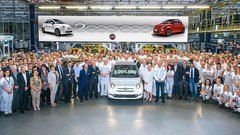 Fiat 500 : deux millions d'exemplaires en dix ans de carrière