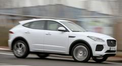 Essai Jaguar E-Pace D180 AWD : Kilos à revendre