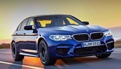 Essai BMW M5 : pour deux roues motrices de plus