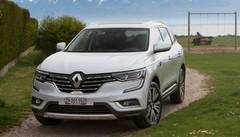 Essai Renault Koleos Initiale Paris: la piste du style