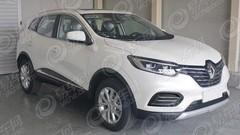 Renault: le Kadjar restylé démasqué