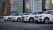 La S60 lance le programme de sevrage chez Volvo