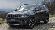 Essai Jeep Compass 1.4 MultiAir 170ch : Le 4×4 SUV à la calandre légendaire
