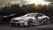 BMW Série 8 Coupé (2018) : Teaser officiel