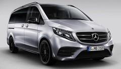 Mercedes Classe V Night Package : le van haut de gamme