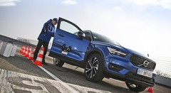 Le XC40 D4 Geartronic de Volvo au banc d'essai