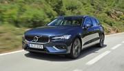 Essai Volvo V60 D4 Geartronic (2018)