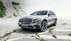 Mercedes préparerait une Classe C All Terrain