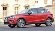 Essai Seat Arona DSG: Un anti-Citroën C3 Aircross moins gai, plus rigoureux