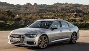 Essai Audi A6 45 TDI Quattro 2018