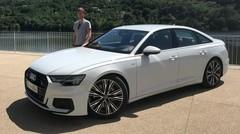Essai Audi A6 : sang froid