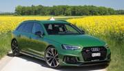 Essai Audi RS4 Avant B9: RS comme référence ?