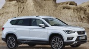 Le SUV sept-places Seat Tarraco s'annonce