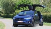 Essai Tesla Model X 100 D : premier de cordée !