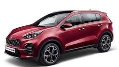 Kia Sportage : il passe à l'hybride Diesel 48 V