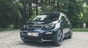 Essai BMW i3s REX