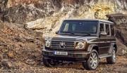 Mercedes Classe G : le diesel fera son retour