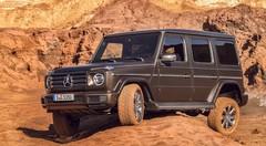 Mercedes Classe G : une déclinaison diesel de 286 ch à venir