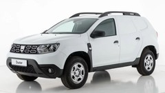 Dacia Duster Fiskal : le Duster décliné en utilitaire tôlé