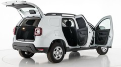 Un Dacia Duster transformé en utilitaire