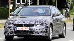 Camouflage léger pour la future BMW Série 3