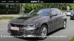 Nouvelle BMW Série 3 : un prototype très ''exaltant''