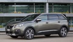 Essai Peugeot 5008 GT : SUV Peugeot sorti du désert