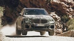 BMW tease le nouveau X5