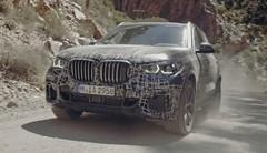 Actualités auto Impatient de découvrir le nouveau BMW X5 ? Le voici !