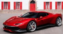 Ferrari SP38 : la F40 pour inspiration