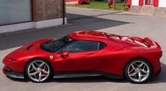 Ferrari SP38: nouvelle création unique