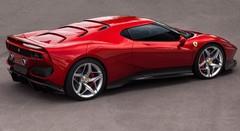 Une nouvelle création unique pour Ferrari : la SP38
