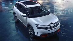 Le SUV Citroën C5 Aircross débarque en France un an après la Chine