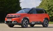 Citroën C5 Aircross (2018) : beaucoup de changements pour le modèle européen