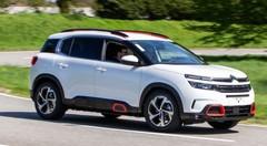 Citroën C5 Aircross : nous avons roulé à bord du nouveau SUV Citroën