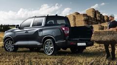 SsangYong Musso pick-up: prix à partir de 29990 €