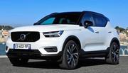 Les ventes du Volvo XC40 explosent. La production augmente !