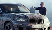 BMW X5 2018 : BMW le montre