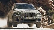 BMW X5 : premières photos officielles ... camouflées en Afrique du Sud