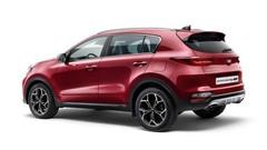 Kia dévoile son SUV hybride diesel