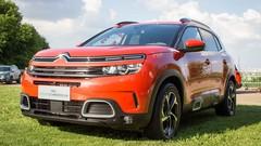 A la découverte du nouveau Citroën C5 Aircross !